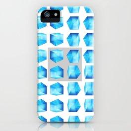 On The Rocks III iPhone Case