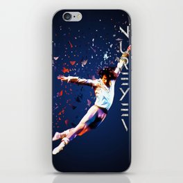 Fanfare for Nureyev iPhone Skin