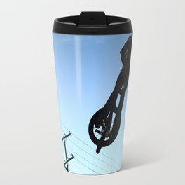 Biking High Travel Mug