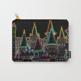 Neon Kingdom Carry-All Pouch