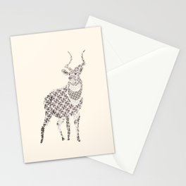 Mountain Nyala Stationery Cards