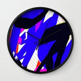 EliB Novembre Wall Clock