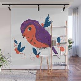 Eminence bird Wall Mural