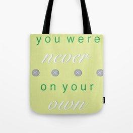 belong Tote Bag