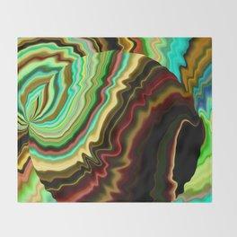 Sound Resonance Throw Blanket