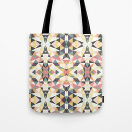 Deco Tribal Tote Bag