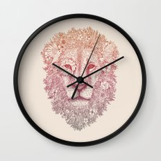 Wildly Beautiful Wall Clock