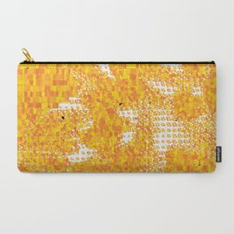 Golden Pebbles Carry-All Pouch