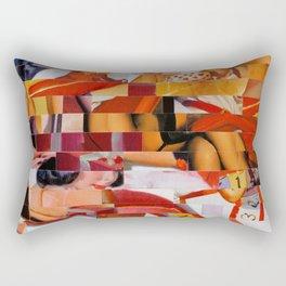 Spooning de Kooning (Provenance Series) Rectangular Pillow