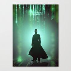 Neo Canvas Print