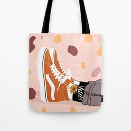 Old Skool Love Tote Bag
