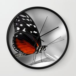 Butterfly 22 Wall Clock