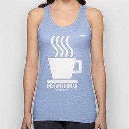 JUST ADD COFFEE T-SHIRT Unisex Tank Top