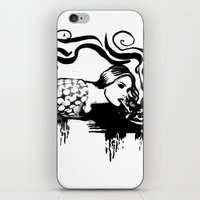 cigarette iPhone & iPod Skins featuring Cigarette by alexflasher