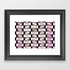 FunkyFresh03 Framed Art Print