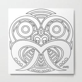 Wali 2 Metal Print