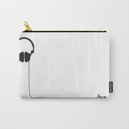 For the love of music 2.0 Carry-All Pouch