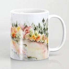 Autumn reflexions Coffee Mug