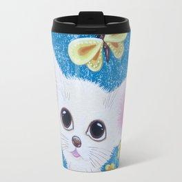 Little Fennec Fox Travel Mug