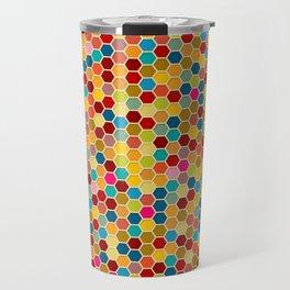 Happy bee! Travel Mug