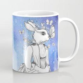 Magic Fairy Incantations Spark Rabbit Transformations Coffee Mug
