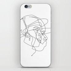 Dillas iPhone & iPod Skin