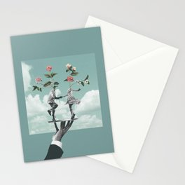 Let's go dancing Stationery Cards