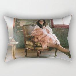Camila C #1 Rectangular Pillow