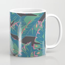 Plantain Tropic Coffee Mug