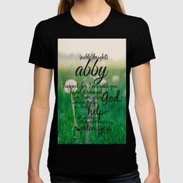 Abby bright T-shirt