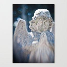 Angelic Light Canvas Print