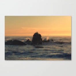 Brookings Sunset Canvas Print