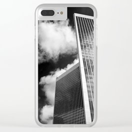 Century Plaza Towers Clear iPhone Case