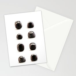 stoneheads 003 Stationery Cards