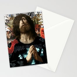 YOUNG LUCIFER Stationery Cards