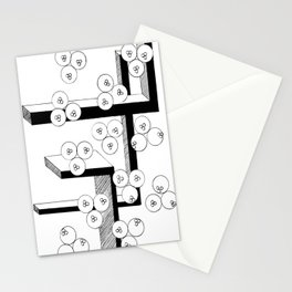 snowballs Stationery Cards