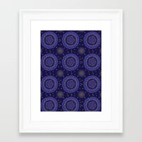 rave Framed Art Prints featuring Rave by Katie Duker