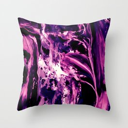 Web Throw Pillow