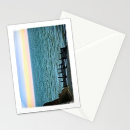Beach Road Happisburgh Norfolk Stationery Cards