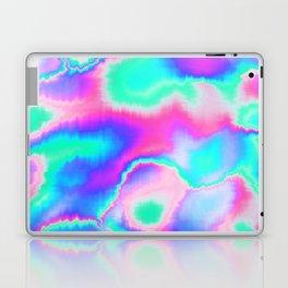 Holographic Glitch Laptop & iPad Skin