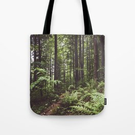 Woodland - Landscape and Nature Photography Tote Bag