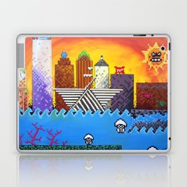8 Bit Milwaukee Laptop & iPad Skin