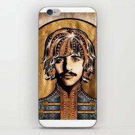 Boho Beatle ( Ringo ) iPhone Skin