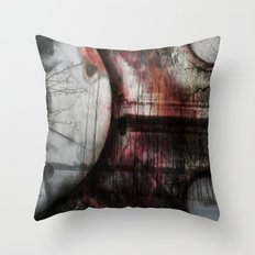 Gearing for Life Throw Pillow