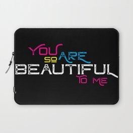 Beautiful CMYK Laptop Sleeve