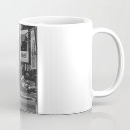 Let my imagination go (B&W) Coffee Mug