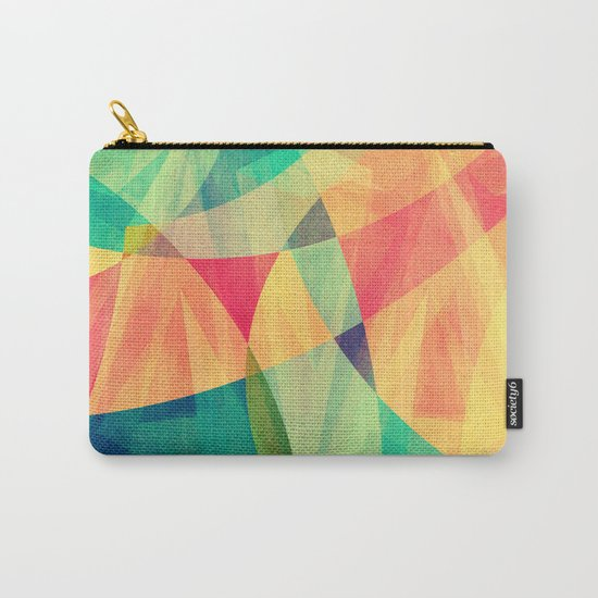Spring it is! Carry-All Pouch
