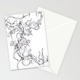 Lianas 3 Stationery Cards