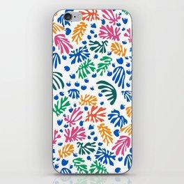 Matisse Colorful Pattern #1 iPhone Skin