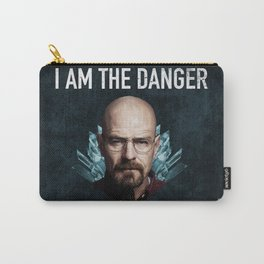 Breaking Bad - I Am The Danger Carry-All Pouch